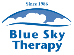 Blue Sky Therapy Logo