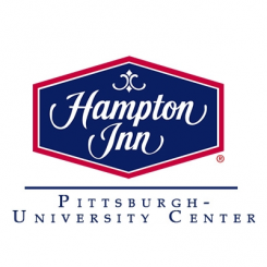 Hampton Inn Pittsburgh University / Medical Center Logo