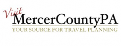 Visit Mercer County PA Logo
