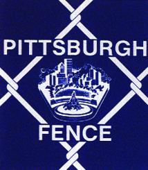 Pittsburgh Fence Company Logo