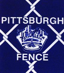 Pittsburgh Fence Company Logo