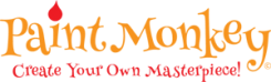 Paint Monkey Logo