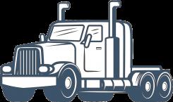 JV Trucking Logo