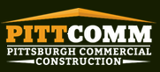 Pittsburgh Commercial Construction Logo