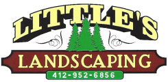 Little's Landscaping Logo
