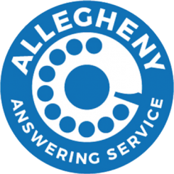 Allegheny Answering Service Logo