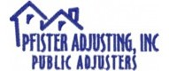 Pfister Adjusting, Inc Logo