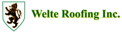 Welte Roofing Company Logo