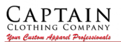 Captain Clothing Logo