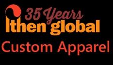 Ithen global Custom Apparel Logo