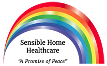 Sensible Home Healthcare Logo
