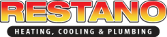 Restano Heating Cooling and Plumbing - Old William Penn Highway Logo