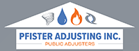 Pfister Adjusting Inc Logo