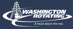 Washington Rotating and Arch Rental Logo