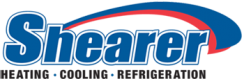 Shearer Heating Cooling AC and Refrigeration Services Logo