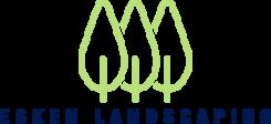 Esken Landscaping Logo