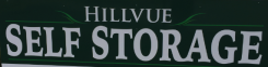 Hillvue Self Storage Logo