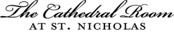 The Cathedral Room at St Nicholas Logo