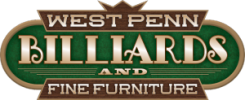 West Penn Billiards and Fine Furniture Logo
