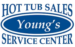 Young's Hot Tub and Service Center, inc. Logo