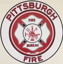 City of Pittsburgh - Bureau of Fire Logo
