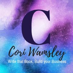 Cori Wamsley | Writing Coach, Book Editor, Author Logo