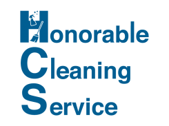 Honorable Cleaning Service Logo