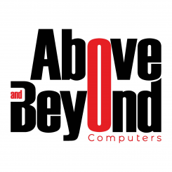 Above & Beyond Computers Logo