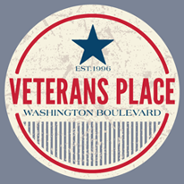 Veteran's Place of Washington Boulevard  Logo