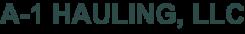 A-1 Hauling, LLC Logo